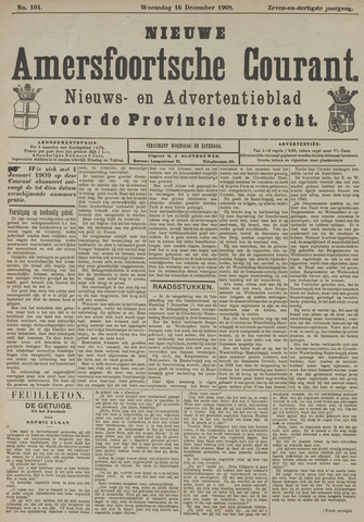 Nieuwe Amersfoortsche Courant 1908-12-16