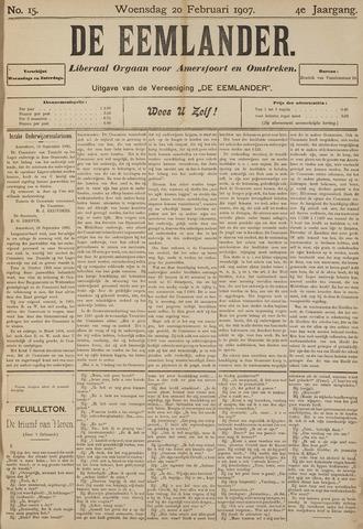 De Eemlander 1907-01-20