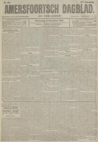 Amersfoortsch Dagblad / De Eemlander 1913-12-03