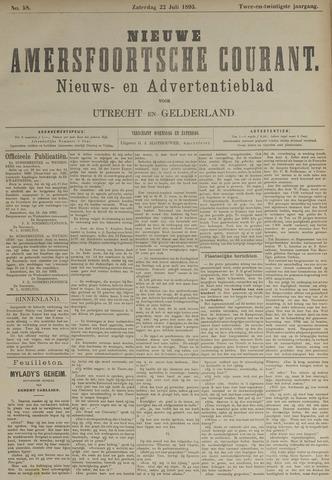 Nieuwe Amersfoortsche Courant 1893-07-22