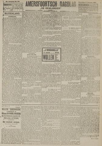 Amersfoortsch Dagblad / De Eemlander 1923-02-21