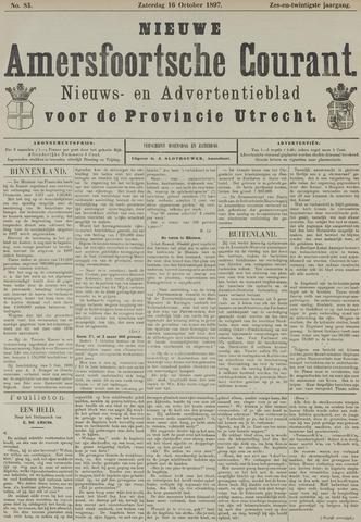 Nieuwe Amersfoortsche Courant 1897-10-16