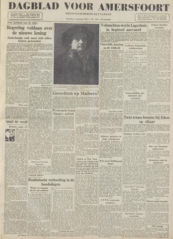 Dagblad voor Amersfoort 1947-08-09