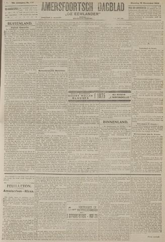 Amersfoortsch Dagblad / De Eemlander 1920-11-16