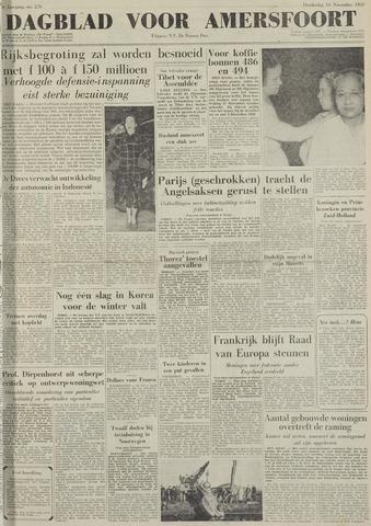 Dagblad voor Amersfoort 1950-11-16
