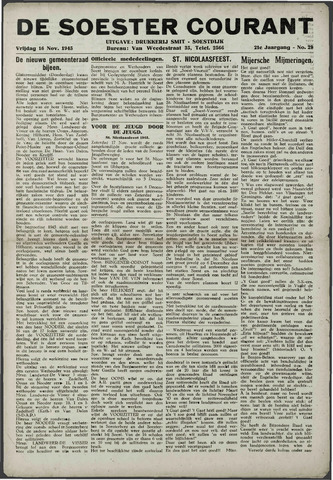 Soester Courant 1945-11-16