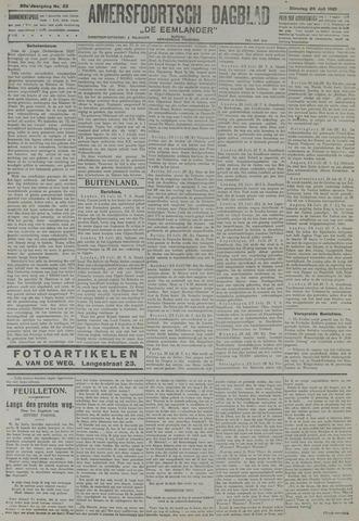 Amersfoortsch Dagblad / De Eemlander 1921-07-26