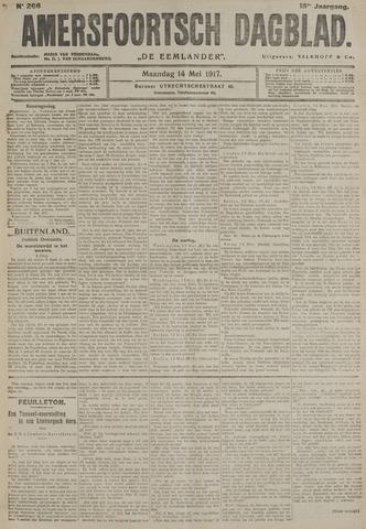 Amersfoortsch Dagblad / De Eemlander 1917-05-14