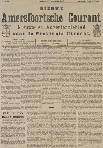 Nieuwe Amersfoortsche Courant 1904-09-17
