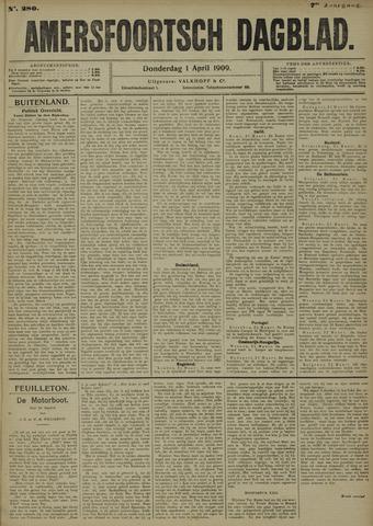 Amersfoortsch Dagblad 1909-04-01