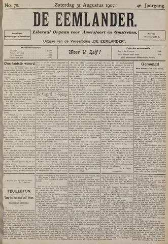 De Eemlander 1907-08-31