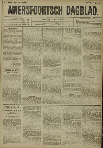 Amersfoortsch Dagblad 1910-03-05