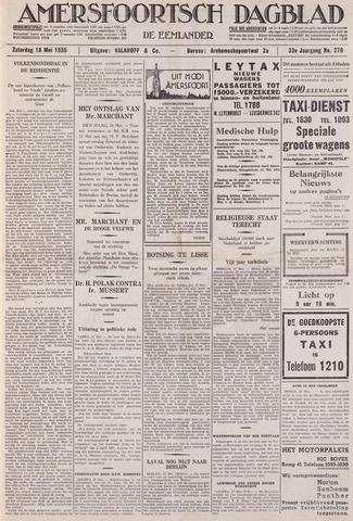Amersfoortsch Dagblad / De Eemlander 1935-05-18