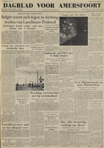 Dagblad voor Amersfoort 1950-12-29