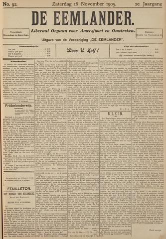 De Eemlander 1905-11-18