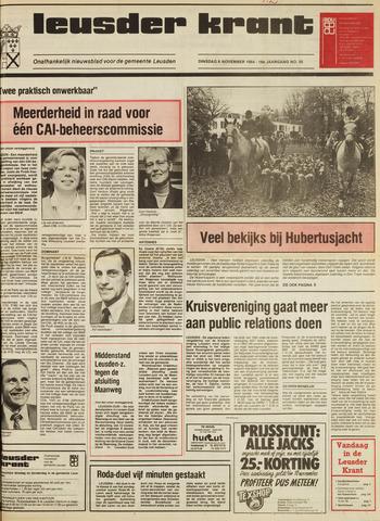 Leusder Krant 1984-11-06