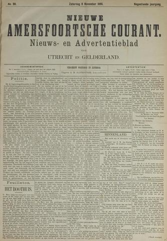 Nieuwe Amersfoortsche Courant 1890-11-08