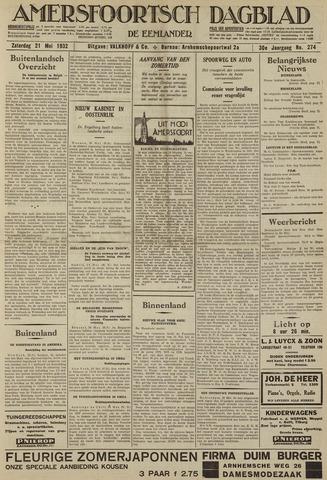 Amersfoortsch Dagblad / De Eemlander 1932-05-21