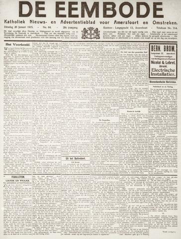 De Eembode 1915-01-26