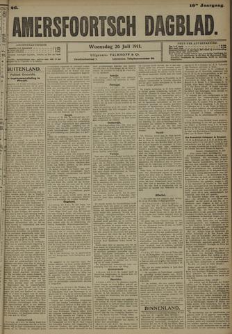 Amersfoortsch Dagblad 1911-07-26