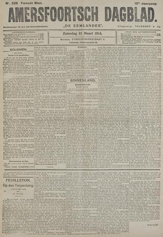 Amersfoortsch Dagblad / De Eemlander 1914-03-21