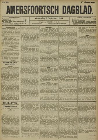 Amersfoortsch Dagblad 1905-09-06