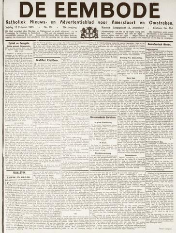De Eembode 1915-02-12
