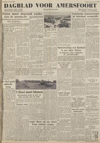 Dagblad voor Amersfoort 1948-07-22