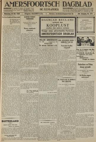 Amersfoortsch Dagblad / De Eemlander 1930-05-28