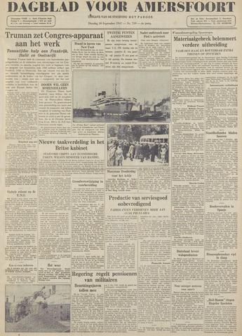 Dagblad voor Amersfoort 1947-09-30