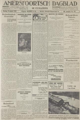 Amersfoortsch Dagblad / De Eemlander 1932-01-19