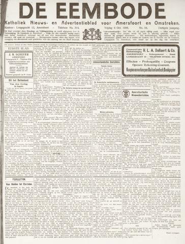 De Eembode 1916-10-06