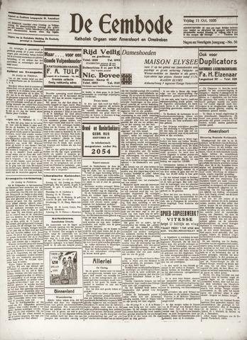 De Eembode 1935-10-11