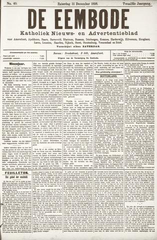 De Eembode 1898-12-31