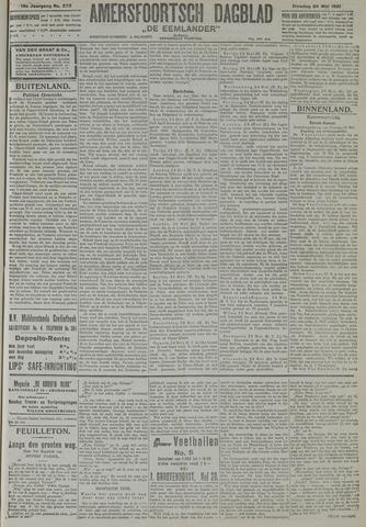 Amersfoortsch Dagblad / De Eemlander 1921-05-25