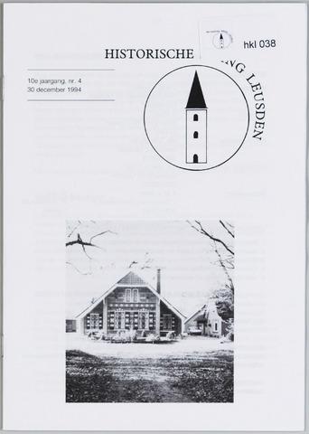 Historische Kring Leusden 1994-12-30