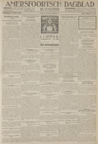 Amersfoortsch Dagblad / De Eemlander 1928-01-25