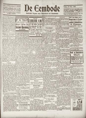 De Eembode 1936-02-28