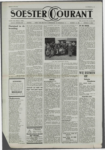 Soester Courant 1952-07-25