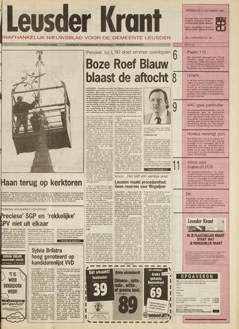 Leusder Krant 1993-11-10