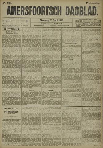 Amersfoortsch Dagblad 1909-04-26