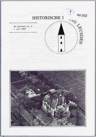 Historische Kring Leusden 1993