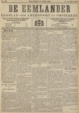 De Eemlander 1908-06-15