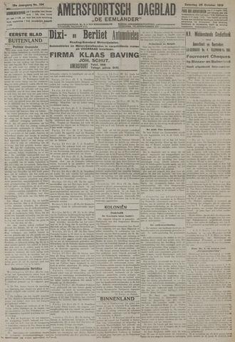 Amersfoortsch Dagblad / De Eemlander 1919-10-25