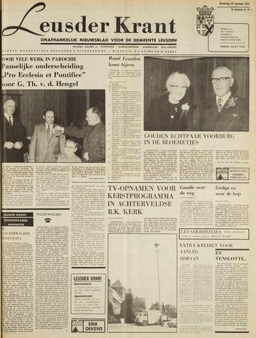 Leusder Krant 1971-11-25