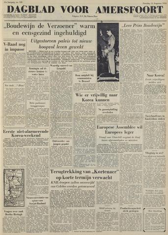 Dagblad voor Amersfoort 1950-08-12