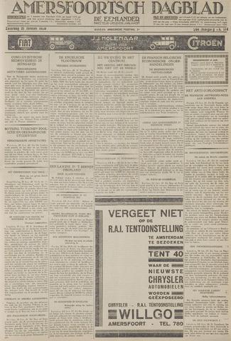 Amersfoortsch Dagblad / De Eemlander 1928-01-21