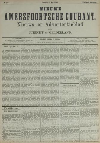 Nieuwe Amersfoortsche Courant 1887-04-02