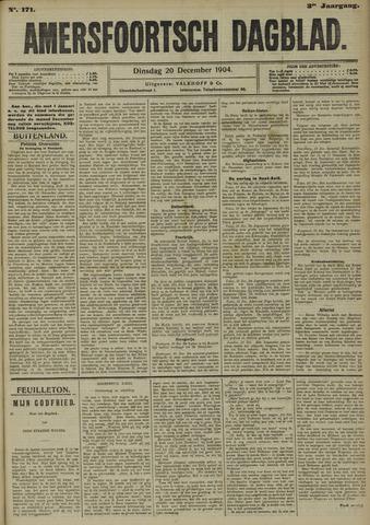 Amersfoortsch Dagblad 1904-12-20