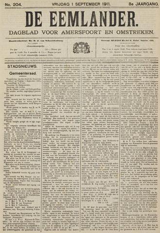 De Eemlander 1911-09-01
